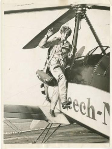 Earhart giro