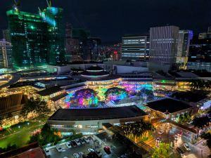 shopping mall in Cebu Philippines