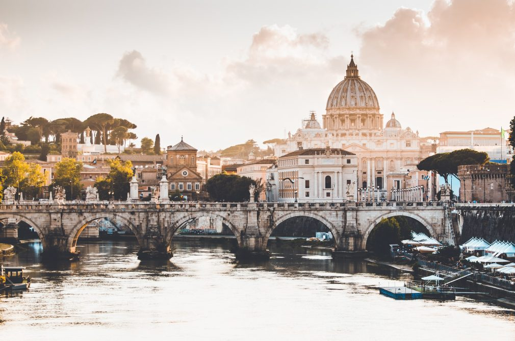 Book a cheap business class flight to Rome with #flightsale