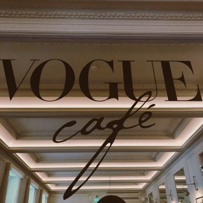 VOGUE CAFE PORTO - FLIGHTS AND FEELINGS