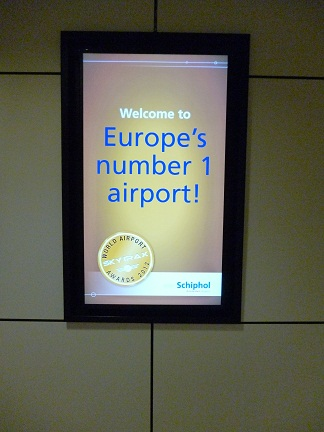 Europe's number 1 airport