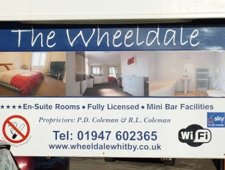 The Wheeldale, Whitby