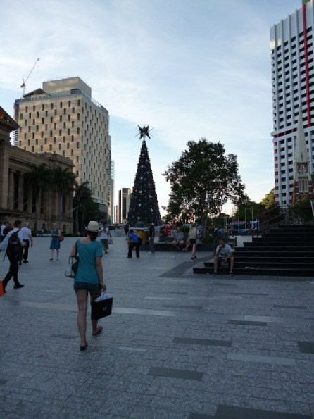 King George Square Brisbane