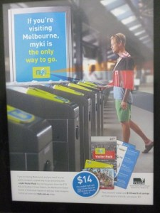 Myki Is The Way To Go