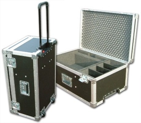 flight-case with tips for packing your carry-on