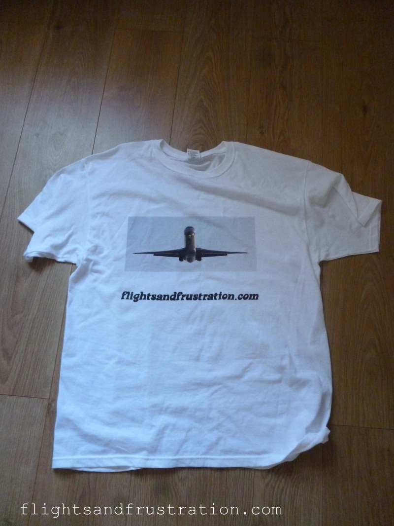 Flights And Frustration T-shirt