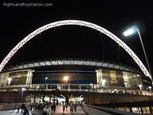 London's Premier Concert Venues – Wembley Stadium