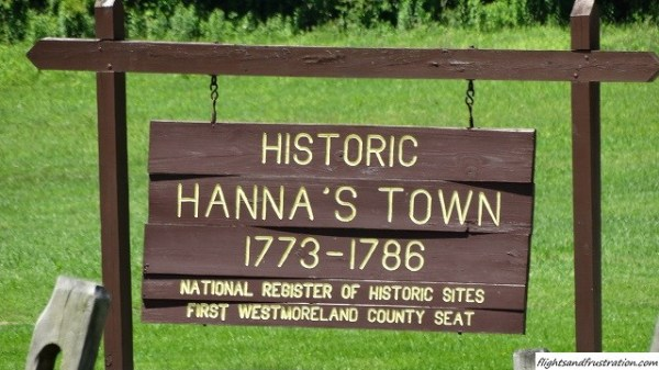 Welcome to Historic Hanna's Town