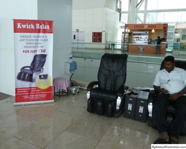 Kwick Relax at Chennai Airport