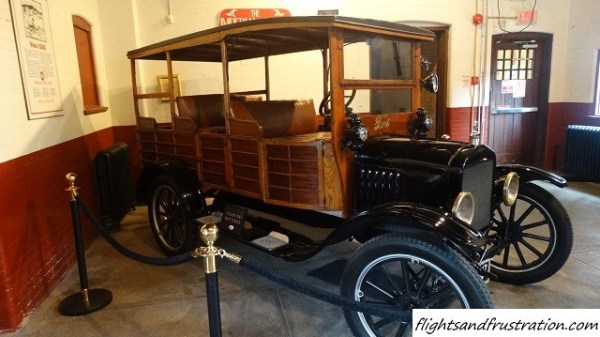 1922 Ford Model T Woody