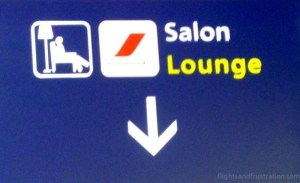 Air France Lounge At Charles De Gaulle Terminal 2E Gates M