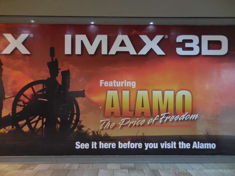 The Alamo film at the alamo san antonio