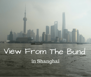 The Bund In Shanghai Provides A Beautiful Contrast Of Skylines