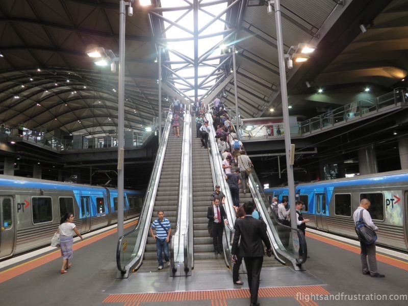 Is that Mr Right walking away? Finding love on the Melbourne Metro