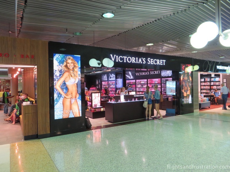 It's no secret that Victoria's Secret at Brisbane Aiport Domestic Terminal