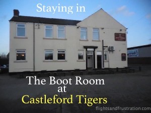 Staying In The Boot Room At Castleford Tigers