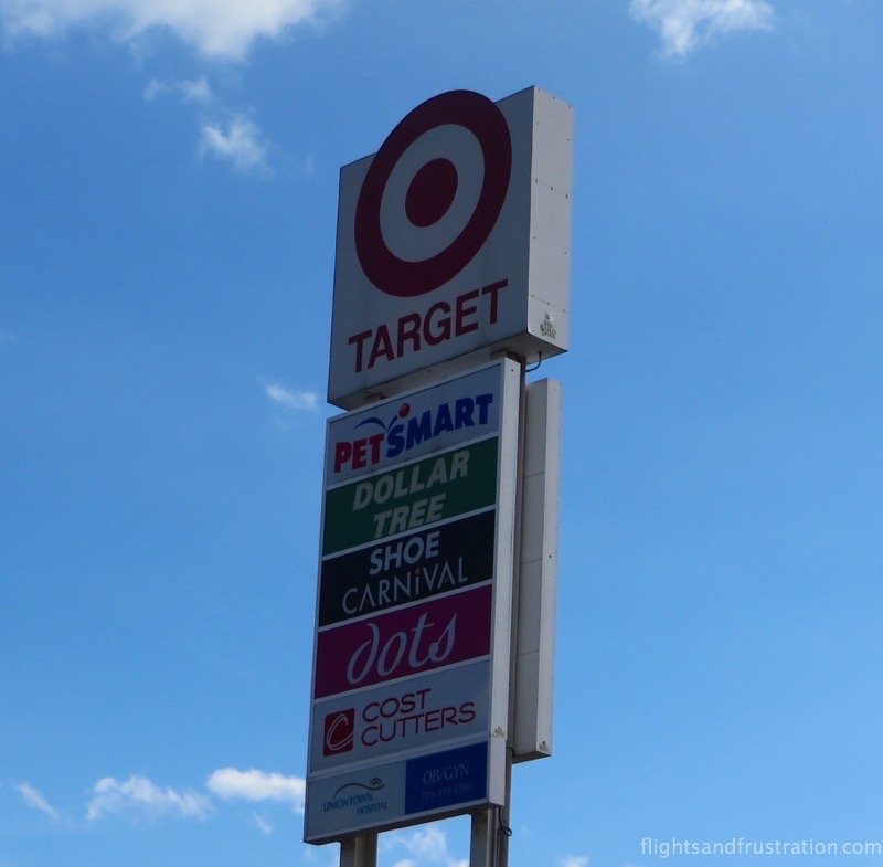 Hit the Target to avoid zip code for credit card payments