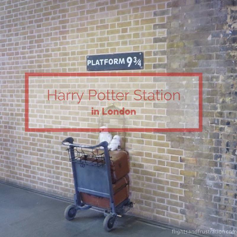 Harry Potter Station in London