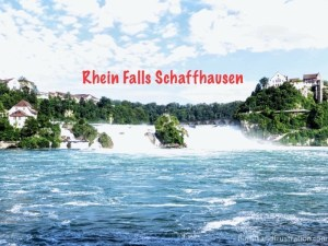 The Biggest Waterfall In Europe – Rhine Falls In Switzerland