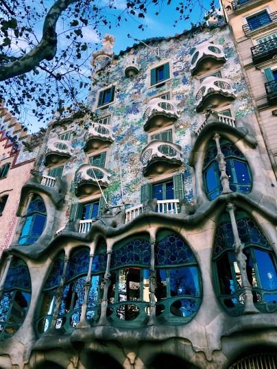 Gaudí's Casa Battlo