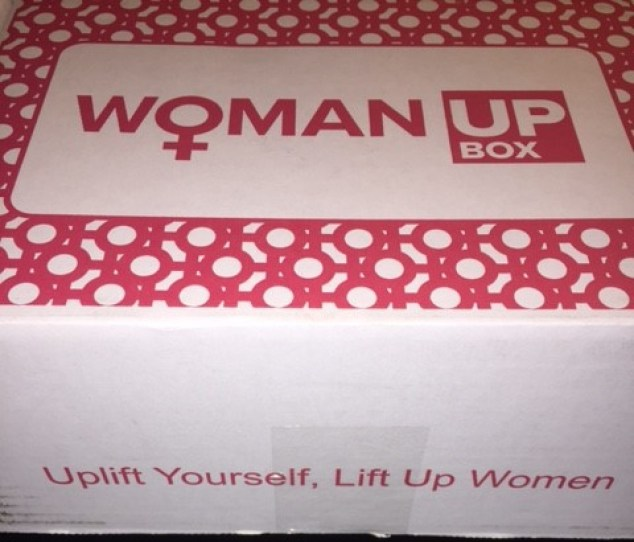 Woman Up Box