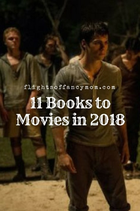 books to movies in 2018