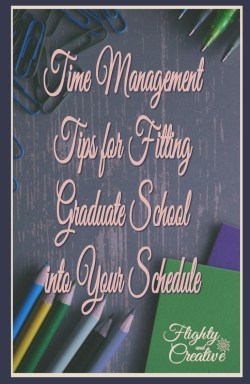 Flighty and Creative Time Management Tips
