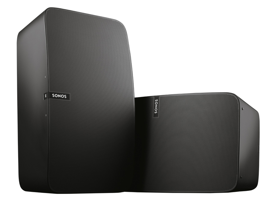 Hook up sonos to receiver