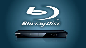 BluRay DVD Player