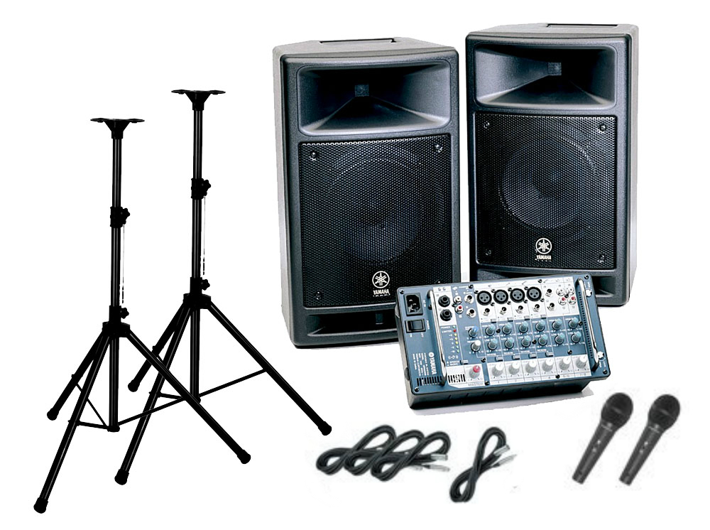 Microphone and Music Audio Rentals