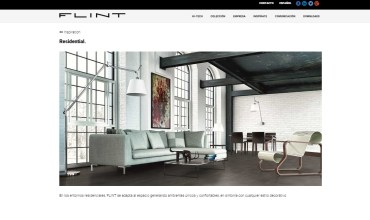 FLINT FLOOR Web Inspiración