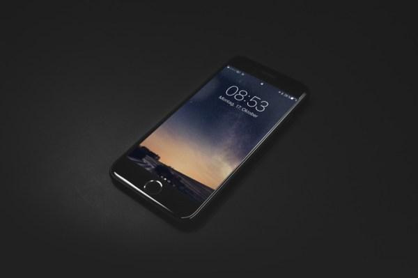 Mockuper Iphone 7