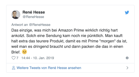 Twitter Embed Kurz