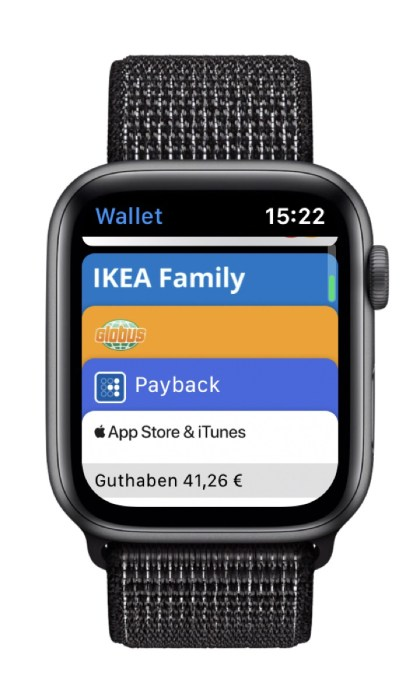 Ikea Family Card Ios Wallet 2
