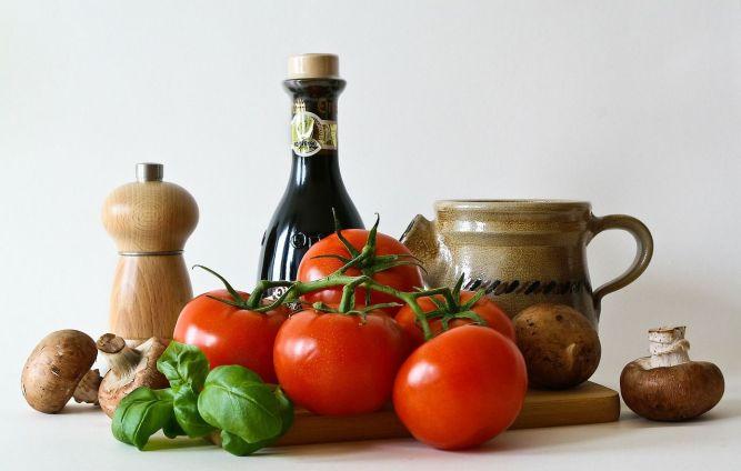 Hortalizas para una vida sana