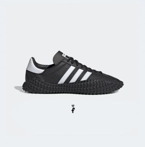 Adidas Country x Kamanda Black-White