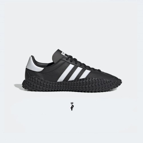 Adidas Country x Kamanda Black-White