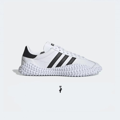 Adidas Country x Kamanda White-Black