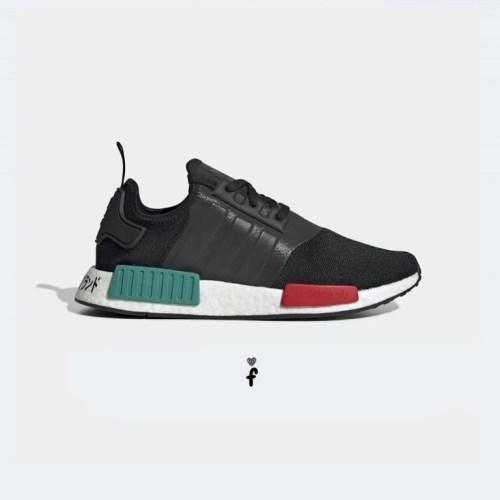 Adidas NMD_R1 negras
