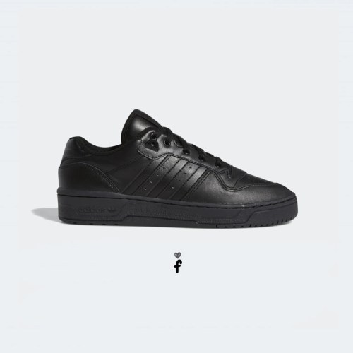 Adidas Rivalry Low Core Black