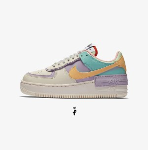 Air Force 1 Shadow Ice cream