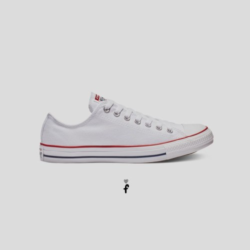 Chuck Taylor All Star Classic Low Top 'Blancas'