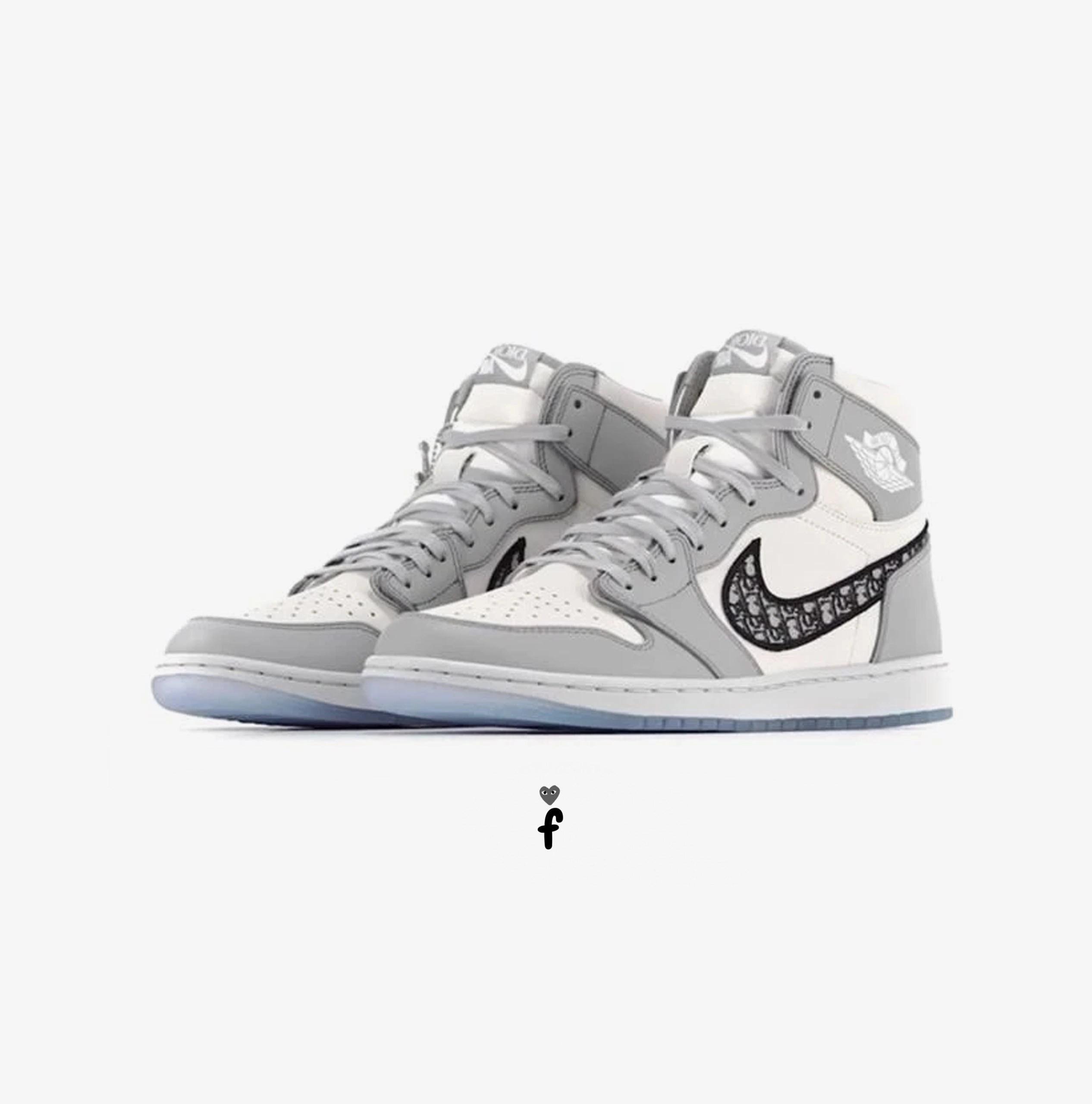 escucho música estéreo Frustración  Nike Air jordan 1 Dior 2020 comprar en Flipashops con envío gratis
