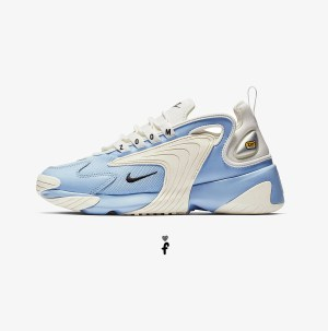 Nike Zoom 2K Aluminium 2