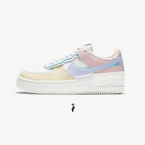 Air force 1 Shadow pastel gratis