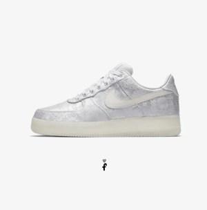 Nike Air Force 1 Clot low blancas