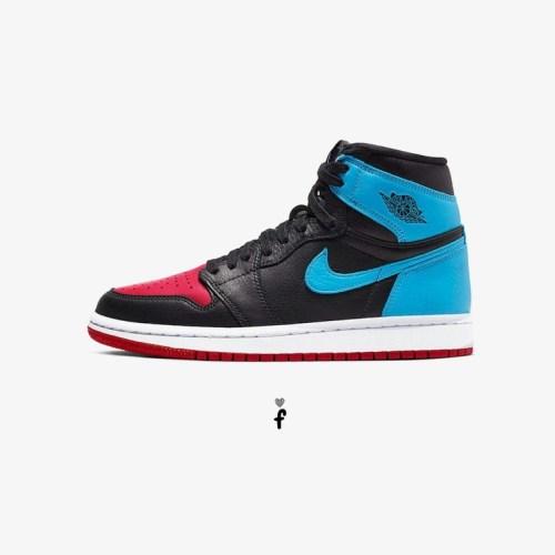 Nike Air Jordan 1 High OG UNC To