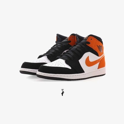 Shattered Backboard Orange