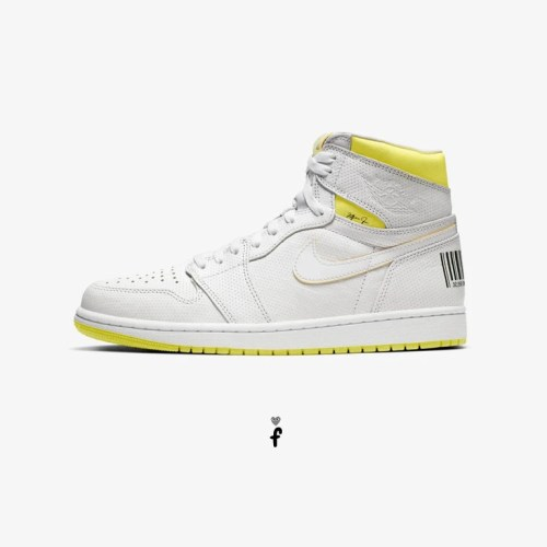 Nike Air Jordan 1 First Class Flight
