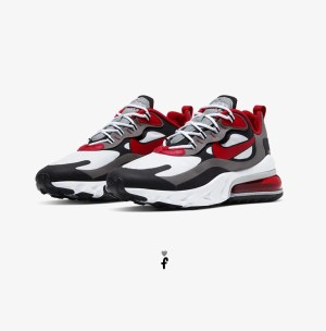 nike air max 270 react rojas